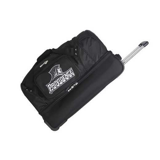 CLPCL300: NCAA Providence College 27IN WHLD Duffel Nylon bag